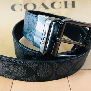 COACH - 【 新品 】COACH コーチ  リバーシブルのベルト