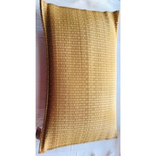 ムジルシリョウヒン(MUJI (無印良品))の無印良品 MUJI 自然素材 い草の枕 詰め物は軽量パイプ(枕)