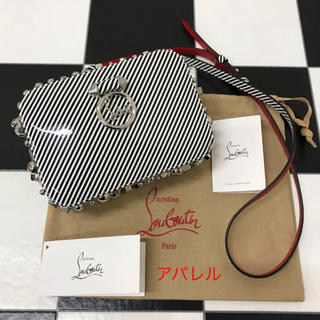 クリスチャンルブタン(Christian Louboutin)の新品19SS クリスチャンルブタン RUBYLOU Mini ショルダーバッグ(ショルダーバッグ)