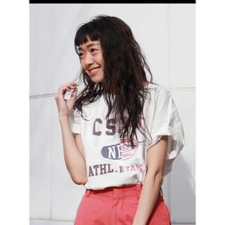 アングリッド(Ungrid)のUngrid  リメイクビッグTee(Tシャツ(半袖/袖なし))
