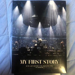 ワンオクロック(ONE OK ROCK)の☆値下げ可能☆コメント下さい☆ MY FIRST STORY DVD (ミュージック)