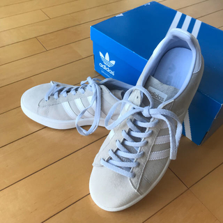 アディダス(adidas)のadidas campus  (新品未使用)  23.5cm  10月限定セール(スニーカー)