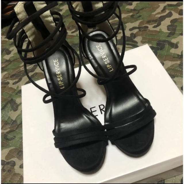 LIP SERVICE(リップサービス)のLIP SERVICE*サンダル レディースの靴/シューズ(サンダル)の商品写真