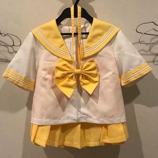 カラーセーラー服(衣装一式)