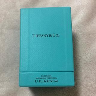 ティファニー(Tiffany & Co.)のTIFFANY &CO. オードパルファム 50ml(香水(女性用))