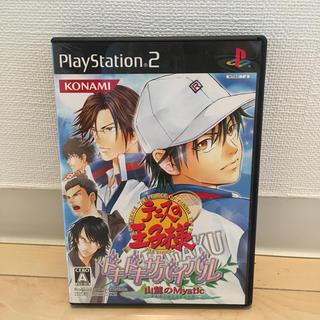 KONAMI - テニスの王子様 PS2ソフト