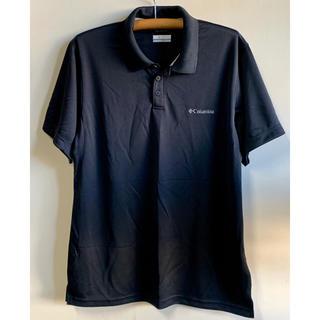 コロンビア(Columbia)の美品 Columbia OMNI-SHADE ポロ コロンビア ポロシャツ(ポロシャツ)
