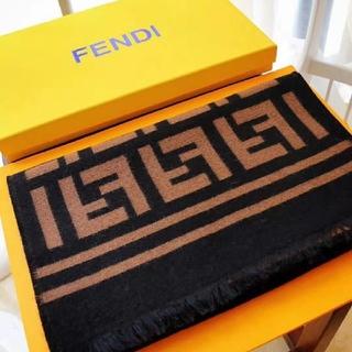 フェンディ(FENDI)の新品 マフラー FENDI 大人気(マフラー/ショール)