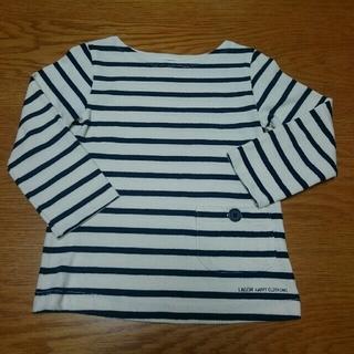 サマンサモスモス(SM2)のSM2  ボーダーTシャツ(Tシャツ/カットソー)