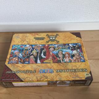 集英社 - 値下げ ☆新品☆ 送料無料 パズル 950pcs ONE PIECE 再出発の刻