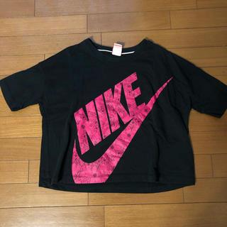 NIKE - ナイキ  クロップドTシャツ