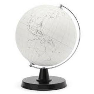 ムジルシリョウヒン(MUJI (無印良品))の無印良品 地球儀 直径約21cm(置物)
