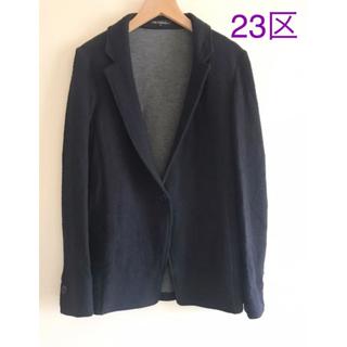 ニジュウサンク(23区)のご専用❣️極美品23区ストレッチが効き素敵なジャケット(テーラードジャケット)