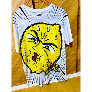 おもしろTシャツ すっぱレモン(Tシャツ/カットソー(半袖/袖なし))