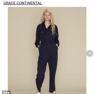 グレースコンチネンタル(GRACE CONTINENTAL)の送料込み♡グレースコンチネンタル 新品未使用品 ジャンプスーツ(オールインワン)