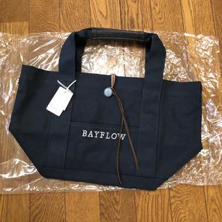 ベイフロー(BAYFLOW)のBAYFLOW コンチョ トートバッグ(トートバッグ)