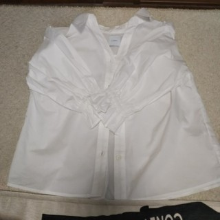 アメリヴィンテージ(Ameri VINTAGE)のameri ボリュームパフスリーブシャツ(シャツ/ブラウス(長袖/七分))