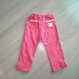 クーラクール(coeur a coeur)のクーラクール 裾リボン パンツ 100(パンツ/スパッツ)