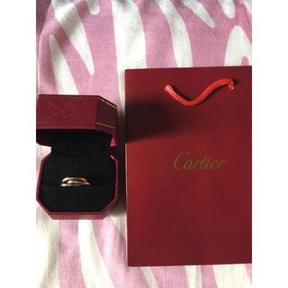 カルティエ(Cartier)のCartierリング6号 (リング(指輪))