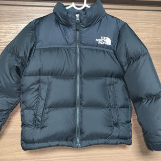 THE NORTH FACE - THE NORTH FACE ヌプシ ブラック 110 120
