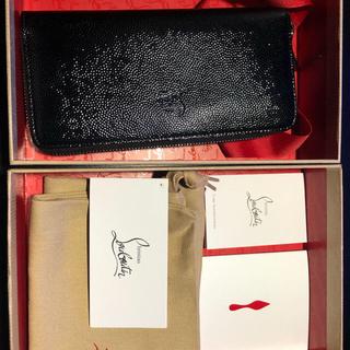 クリスチャンルブタン(Christian Louboutin)のクリスチャンルブタンの長財布です⭐︎(長財布)