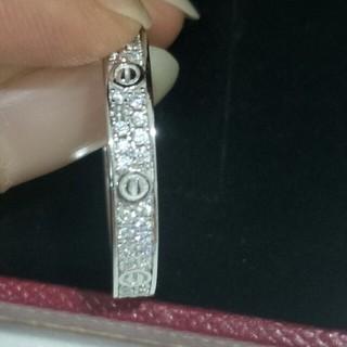 カルティエ(Cartier)の美品Cartier カルティエ リング指輪 刻印 6号(リング(指輪))