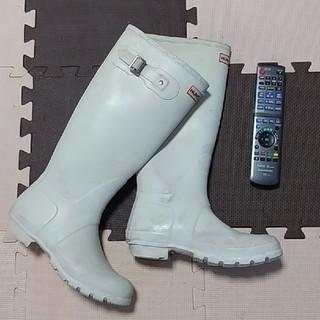 ハンター(HUNTER)のハンター レインブーツ ホワイト (レインブーツ/長靴)