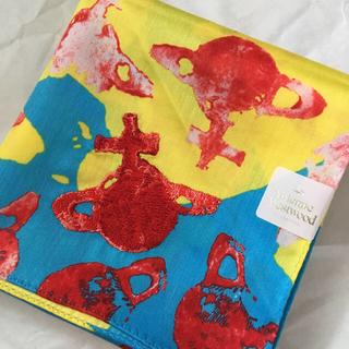 ヴィヴィアンウエストウッド(Vivienne Westwood)のヴィヴィアン 大判 新品(バンダナ/スカーフ)