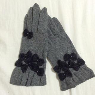 ギャラリービスコンティ(GALLERY VISCONTI)の美品GALLERY VISCONTI手袋(手袋)