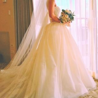 ヴェラウォン(Vera Wang)のヴェラウォン ハーロウ ウェディングドレス(ウェディングドレス)