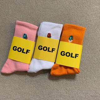 GOLF WANG ゴルフ ワン ソックス 靴下(ソックス)