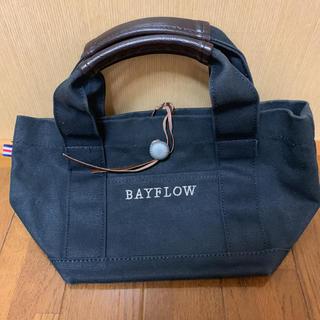 ベイフロー(BAYFLOW)のBAYFLOW トートバッグ Sサイズ(トートバッグ)