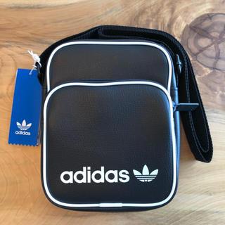 adidas - 【新品】adidas オリジナルス ショルダーバック ミニバッグ ブラック