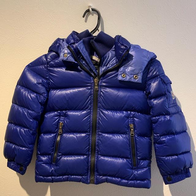 MONCLER(モンクレール)のモンクレール キッズ/ベビー/マタニティのキッズ服 男の子用(90cm~)(ジャケット/上着)の商品写真