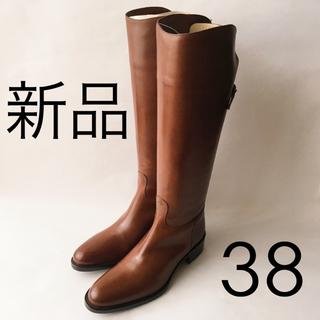 サルトル(SARTORE)の【新品】SARTORE◆ジョッキーブーツ◆38(ブーツ)