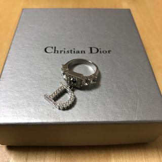 クリスチャンディオール(Christian Dior)の美品ディオールリング限定価格お買い得ですよ✨(リング(指輪))