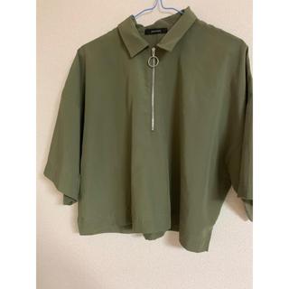 ジーナシス(JEANASIS)のジーナシス シャツ(Tシャツ(半袖/袖なし))