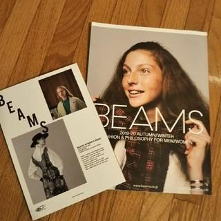 ビームス(BEAMS)のBEAMS  カタログ  2019-20(ファッション)