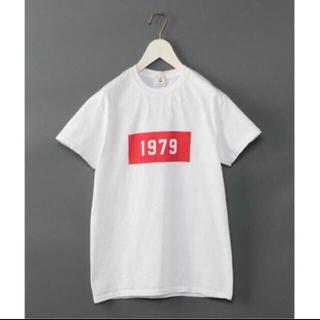 ビューティアンドユースユナイテッドアローズ(BEAUTY&YOUTH UNITED ARROWS)のroku 1979 Tシャツ(Tシャツ(半袖/袖なし))