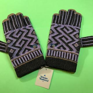ヴィヴィアンウエストウッド(Vivienne Westwood)のビビアンウェストウッド……紳士手袋……新品未使用(手袋)