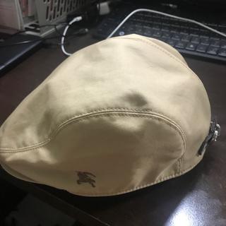 バーバリーブルーレーベル(BURBERRY BLUE LABEL)のBurberry ブルーレーベル ベレー帽(ハンチング/ベレー帽)