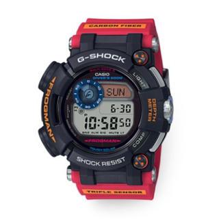 ジーショック(G-SHOCK)のG-shock GWF-D1000ARR-1JR 南極調査ROV (腕時計(デジタル))