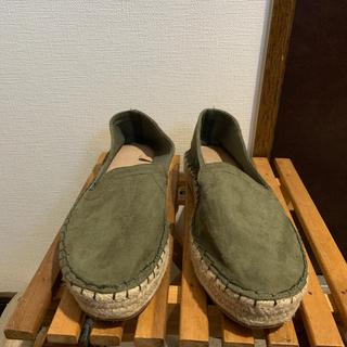 ギャップ(GAP)の未使用  Gap レディース   靴  7(試着のみ)(スリッポン/モカシン)