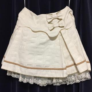 アンジェリックプリティー(Angelic Pretty)のangelic pretty Melty Royal Chocolateスカート(ミニスカート)