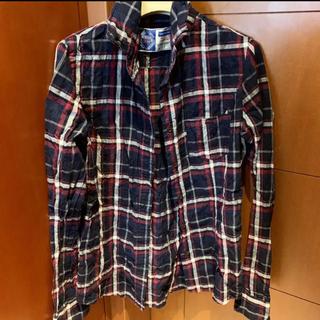 アパルトモンドゥーズィエムクラス(L'Appartement DEUXIEME CLASSE)のアパルトモン チェックシャツ S(シャツ/ブラウス(長袖/七分))