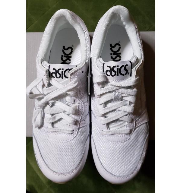 asics(アシックス)の値下げ アシックスタイガー ゲルライト 新品 レディースの靴/シューズ(スニーカー)の商品写真