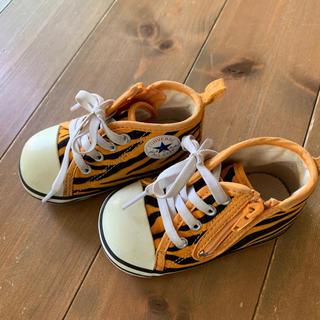 コンバース(CONVERSE)のコンバース オールスター ベビー 靴 12.5(スニーカー)
