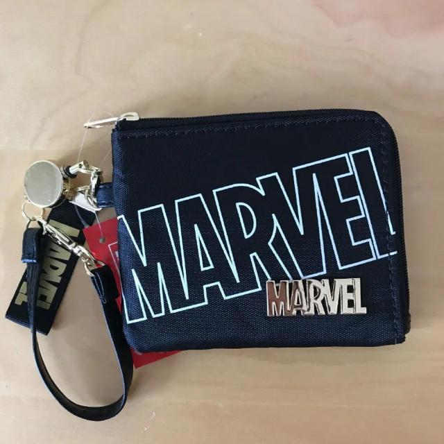 MARVEL(マーベル)のマーベル パスケース エンタメ/ホビーのおもちゃ/ぬいぐるみ(キャラクターグッズ)の商品写真