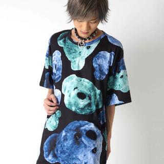 フーガ(FUGA)のtravas tokyo フェイスベアビッグTシャツ(Tシャツ/カットソー(半袖/袖なし))