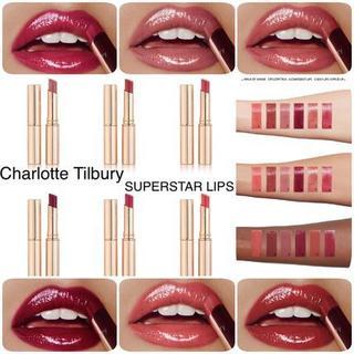 Sephora - Charlotte Tilbury✨SUPERSTAR LIPS✨グロスリップス